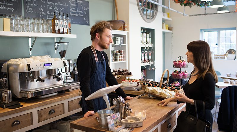 Partnering with small businesses